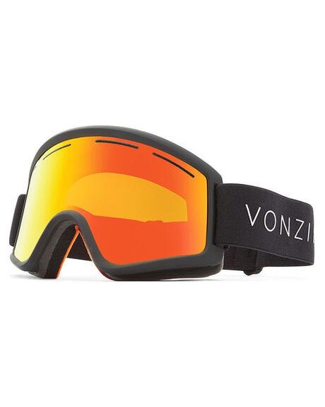 BLACK GLOSS/WILDLIFE BOARDSPORTS SNOW VONZIPPER GOGGLES - VZ-GMSCLEBFC-BG1