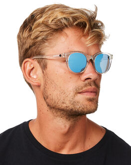 CRYSTAL GRAY BLUE MENS ACCESSORIES SPY SUNGLASSES - 673512222963CRYS