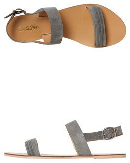 DENIM WOMENS FOOTWEAR JUST BECAUSE FASHION SANDALS - MAPR16013BDEM