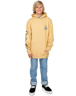 RATTAN KIDS BOYS QUIKSILVER JUMPERS + JACKETS - EQBFT03517-YHP0