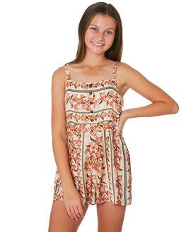 CREAM KIDS GIRLS THE HIDDEN WAY DRESSES + PLAYSUITS - H6201444CREAM