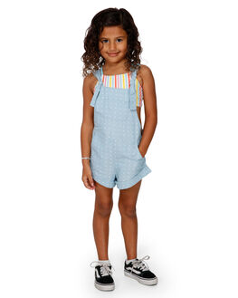 SURFWASH KIDS GIRLS BILLABONG DRESSES + PLAYSUITS - BB-5591503-S89