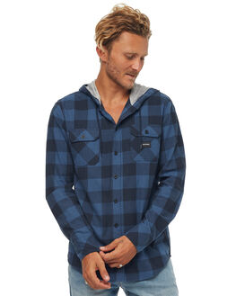 BLUE MENS CLOTHING RIP CURL SHIRTS - CSHJP10070