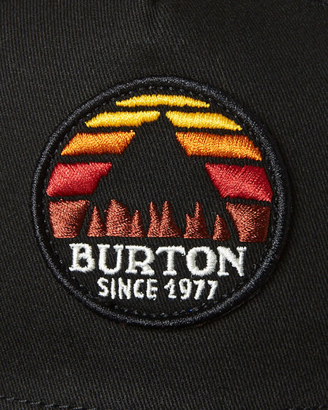 TRUE BLACK MENS ACCESSORIES BURTON HEADWEAR - 154731001