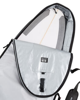 SILVER BOARDSPORTS SURF OCEAN AND EARTH BOARDCOVERS - SCSB13SIL