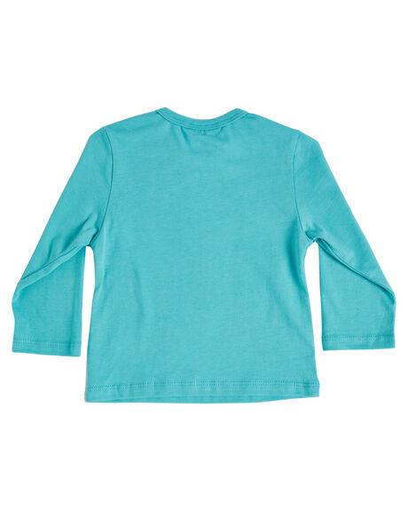 TEAL KIDS BABY PUMPKIN PATCH CLOTHING - 20B7001TTEAL