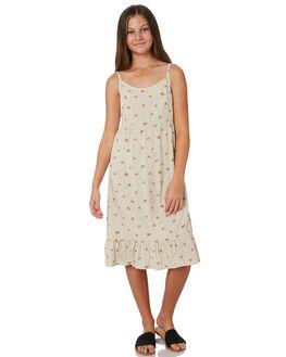 PRARIE FLORAL KIDS GIRLS THE HIDDEN WAY DRESSES + PLAYSUITS - H6202441PRAFL