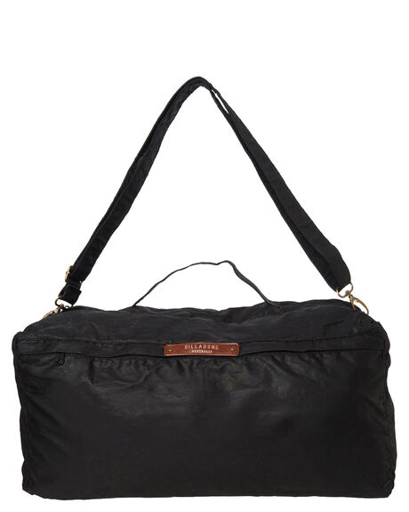 BLACK WOMENS ACCESSORIES BILLABONG BAGS + BACKPACKS - 6682257BLK