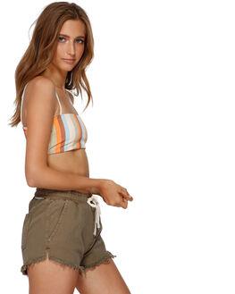 SAGE WOMENS CLOTHING BILLABONG SHORTS - BB-6591280-S12