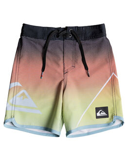 FLAME KIDS BOYS QUIKSILVER BOARDSHORTS - EQKBS03178RPZ6