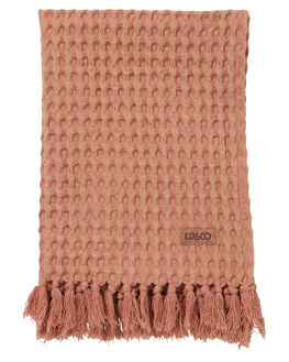MUTED CLAY WOMENS ACCESSORIES KIP AND CO HOME + BODY - SS191299CLAY