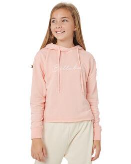 ROSE QUARTZ KIDS GIRLS BILLABONG JUMPERS + JACKETS - 5595734RQZ