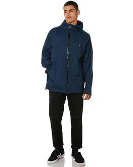 NAVY MENS CLOTHING HUFFER JACKETS - MRJA91S171.342NVY