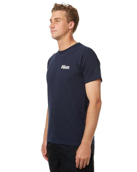NAVY MENS CLOTHING VOLCOM TEES - A35217G0NVY