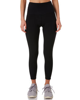 BLACK WOMENS CLOTHING LORNA JANE ACTIVEWEAR - 101982BLK