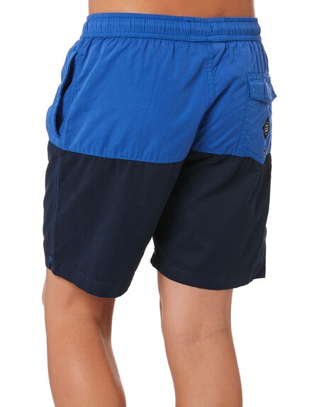 BLUE KIDS BOYS SWELL BOARDSHORTS - S3201239BLUE