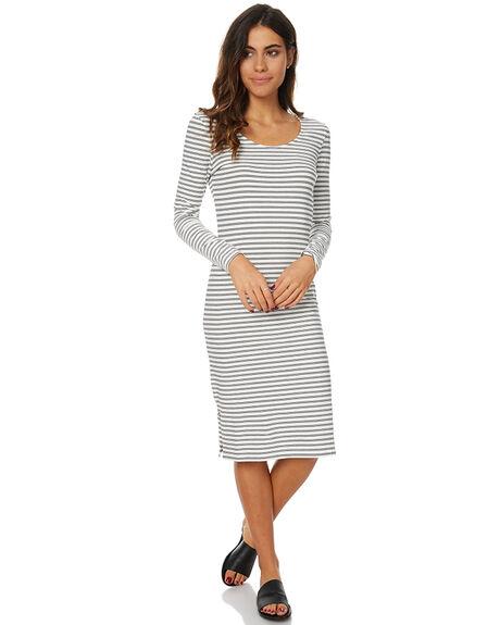 STRIPE WOMENS CLOTHING SWELL DRESSES - S8173441STR