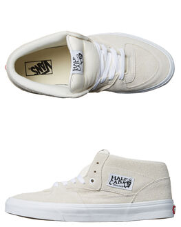 WHITE TRUE WHITE MENS FOOTWEAR VANS SNEAKERS - VN-048EMVSWHT