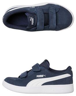 BLUE KIDS BOYS PUMA FOOTWEAR - 36517702BLU