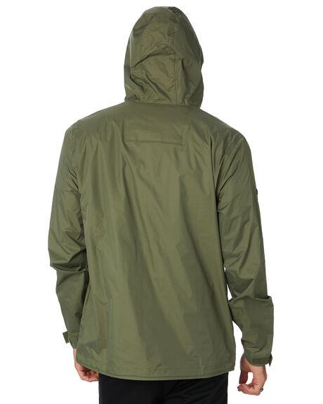 KHAKI MENS CLOTHING HUFFER JACKETS - MRJA91J1701KHAKI