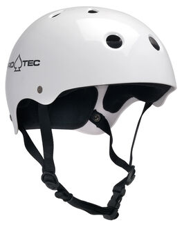 GLOSS WHITE BOARDSPORTS SKATE PRO TEC ACCESSORIES - 1212302GWHT