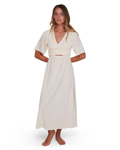 SALT CRYSTAL WOMENS CLOTHING BILLABONG DRESSES - BB-6504621-SCY