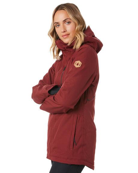 SCARLET BOARDSPORTS SNOW VOLCOM WOMENS - H0452009SCR