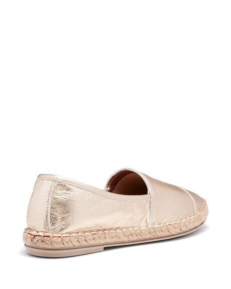 GOLD WOMENS FOOTWEAR JUST BECAUSE SNEAKERS - 21568GLD