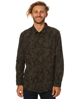 CAMO MENS CLOTHING RPM SHIRTS - 7AMT14CCAMO