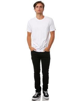 WHITE MENS CLOTHING LEVI'S TEES - 82176-0002
