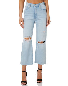 HOT N FRESH WOMENS CLOTHING A.BRAND JEANS - 71325B-4183