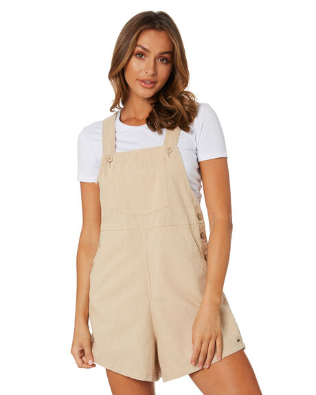 SAND WOMENS CLOTHING O'NEILL PLAYSUITS + OVERALLS - 6321804SAND