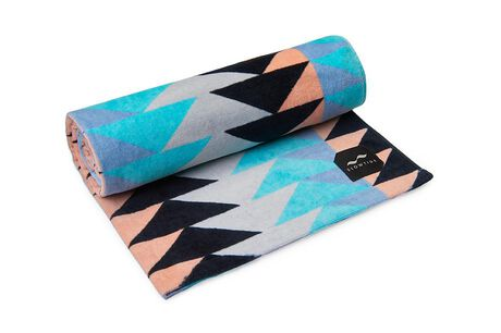 TEAL MENS ACCESSORIES SLOWTIDE TOWELS - ST085TEAL
