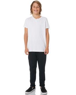 BLACK KIDS BOYS HURLEY PANTS - AO2204010