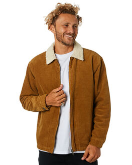 CAMEL MENS CLOTHING RUSTY JACKETS - JKM0386CAM