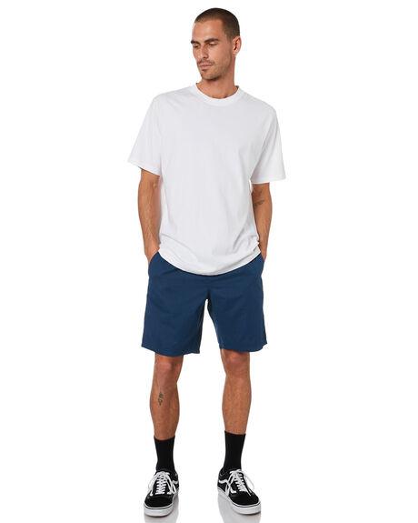 NAVY MENS CLOTHING DEPACTUS BOARDSHORTS - D5201233NAVY