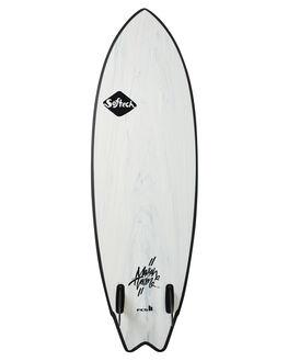 GUNMETAL BLACK BOARDSPORTS SURF SOFTECH SOFTBOARDS - MHTII-GUB-056GBLK