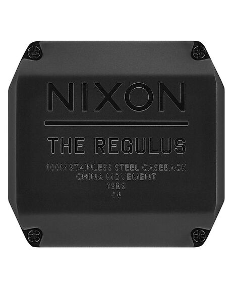 SURPLUS CARBON MENS ACCESSORIES NIXON WATCHES - A1180-3100-SURPC