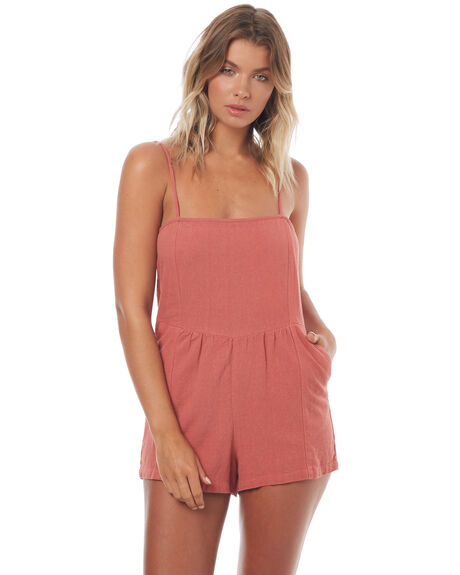 ROUGE WOMENS CLOTHING SWELL PLAYSUITS + OVERALLS - S8174458ROUGE