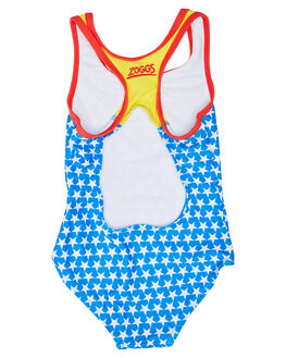 RED BLUE OUTLET KIDS ZOGGS CLOTHING - 5087185RDBLU