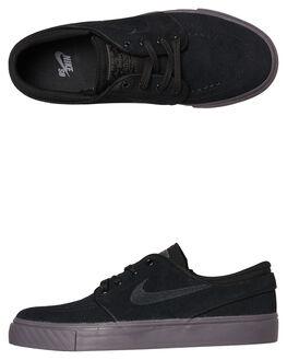 BLACK BLACK MENS FOOTWEAR NIKE SNEAKERS - 525104-022