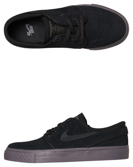 BLACK BLACK MENS FOOTWEAR NIKE SNEAKERS - 525104-022