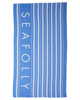 CHAMBRAY WOMENS ACCESSORIES SEAFOLLY TOWELS - 71433-TLCHMB