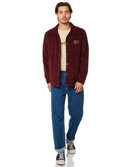 PORT MENS CLOTHING AFENDS JACKETS - M191580PORT