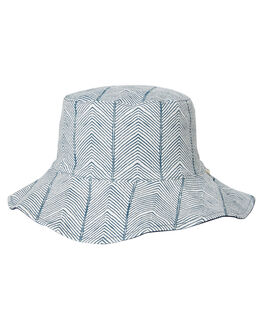 DARK BLUE WOMENS ACCESSORIES RIP CURL HEADWEAR - GHAGI13155