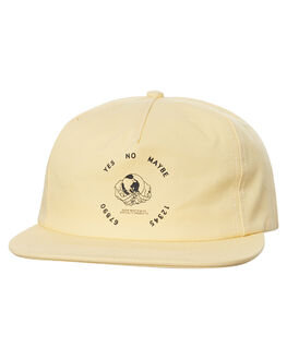 GOLD MENS ACCESSORIES GOOD WORTH HEADWEAR - HOU1741GLD