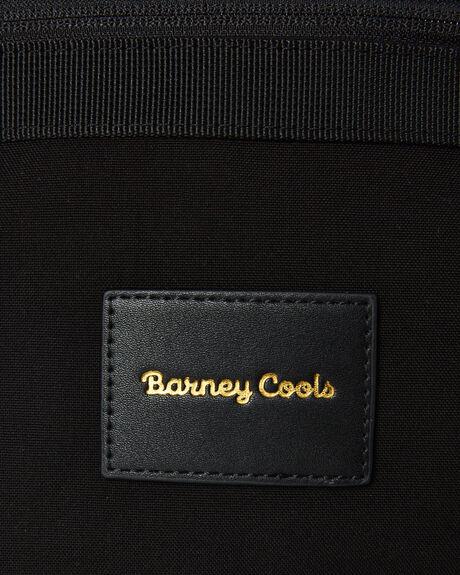 BLACK OUTLET MENS BARNEY COOLS BAGS + BACKPACKS - A08-CC4BLK