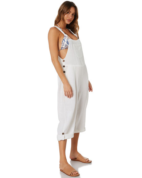 IVORY WOMENS CLOTHING TIGERLILY PLAYSUITS + OVERALLS - T602501IVY