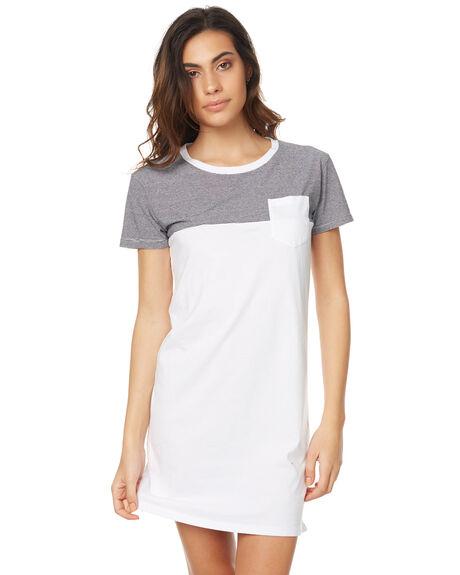 MINI STRIPE WOMENS CLOTHING SWELL DRESSES - S8174441MSTR