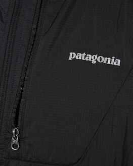 BLACK MENS CLOTHING PATAGONIA JACKETS - 24141BLK